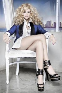 Paulina Rubio.Cortesía Universal Music