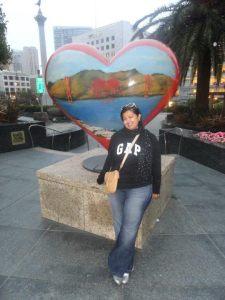 San Francisco y sus corazones